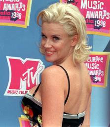JENNY MCCARTHY/HOST MTV EUROPE MUSIC AWARDS