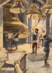 Zarewitsch Alexej Glockengeläute 1904 - -