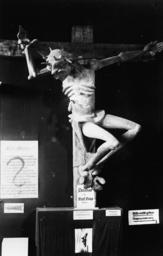 Entartete Kunst / Ludwig Gies Kruzifix - Entartete Kunst / Ludwig Gies / Crucifix -