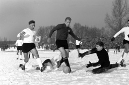 German fottball divison south 1962/63 - 1. FC Nuremberg - KSV Hessen Kassel 0:1