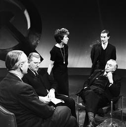 'The Great Divide' TV Programme. - Jan 1963