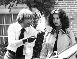 THE INVISIBLE MAN, from left: David McCallum, Melinda O. Fee in 'Man Of Influence' (Season 1, Episod