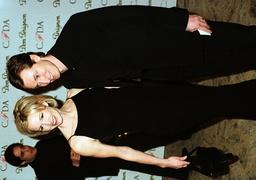 WAYNE GRETZKY & JANET JONES GRETZKY ATTEND THE CFDA AWARDS