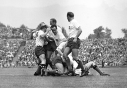 German DFB-Cup - Final 1963 - Hamburger SV-Borussia Dortmund 3-0