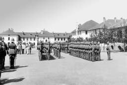 Parade in Qingdao, 1911