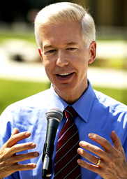 CALIFORNIA GOVERNOR GRAY DAVIS REACTS TO NEWS OF RECALL POSTPONEMENT