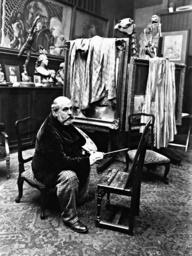 Albert Besnard, 1909