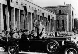 Third Reich - Hitler in Stuttgart 1938