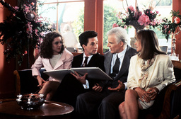 1991 - Father of the Bride - Movie Set