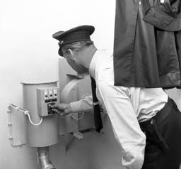 Uniform drying chamber in Mannheim