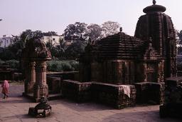 Bhubaneswar, Mukteshvara-Tempel / Foto - -