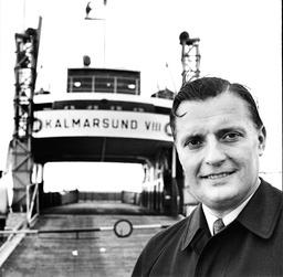 Kalmarsundsfärjan