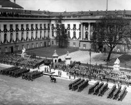 Third Reich - Parade for Hitler 1938