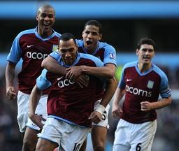 Soccer - Barclays Premier League - Aston Villa v Stoke City - Villa Park