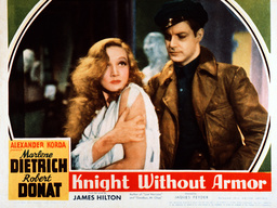 Knight Without Armour - 1937