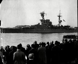 Hms Royal Oak Battleship 1939.