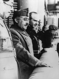 Vereinigung nationalspan.Organisationen - Meeting of Nationalist groups/Spain/1938 - Guerre civile espagnole, 1936-1939.