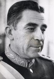 Argentine General Pascual Pistarini (1915-1999)