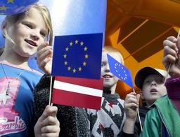 LATVIA-EU REFERENDUM