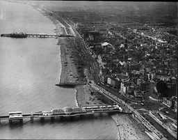 An Aerial View Of Brighton