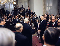 Adenauer celebrates 87th birthday
