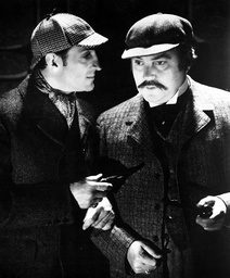 Sherlock Holmes - The Hound Of The Baskervilles - 1939