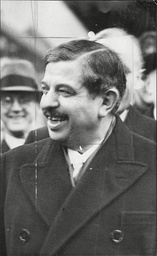 Pierre Laval French Foreign Minister 1935.