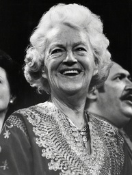 Dame Gracie Fields At The Royal Variety Show. (born Grace Stansfield 9 January 1898-27 September 1979) Actress Singer.