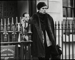 Rudolph Nureyev Ballet Dancer Leaves London Nursing Home After Injuring Ankle 1962.