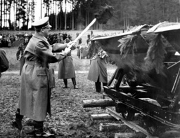 Third Reich - Reichsautobahn Austria 1938