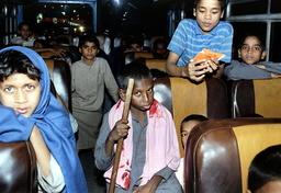 BEGGAR CHILDREN DEPORTED FROM JEDDAH