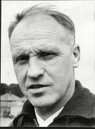 Bill Shankly (dead 9/81) Manager Of Liverpool F.c.