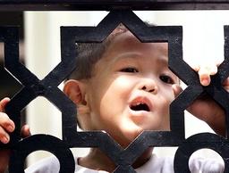 MUSLIM CHILD
