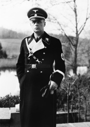 J.v.Ribbentrop,Gut Sonnenburg/1938 - Ribbentrop at Sonnenburg estate / 1938 -