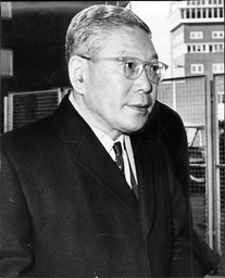 Prime Minister Of Japan Hayato Ikeda Hayato Ikeda ( 3 December 1899 Oo 13 August 1965) Was A Japanese Politician And The 58th 59th And 60th Prime Minister Of Japan From 19 July 1960 To 9 November 1964.