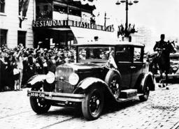Assassination of Alexander of Yugoslavia in 1934