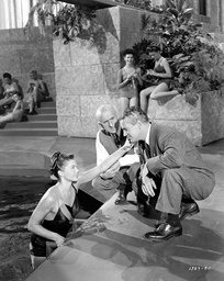 1947- This Time For Keeps - Movie Set
