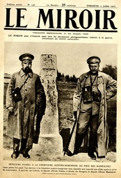 Le Miroir Magazine - World War I - 1915/1916
