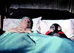 THE MISADVENTURES OF MERLIN JONES, Leon Ames, 1964