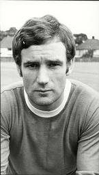Colin Harvey Everton Footballer.