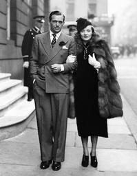 Marlene Dietrich - 1938