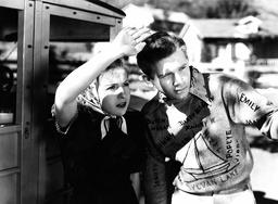 1939 - Nancy Drew Troubleshooter - Movie Set