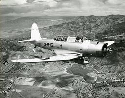 USA, Vaught-Sikorsky SB2U-1 Vindicator S - -