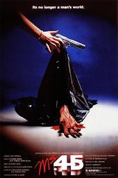 MS. 45, (aka MS. .45, aka MS 45), poster art, 1981. ©Rochelle Films/Courtesy Everett Collection