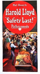 Safety Last - 1923