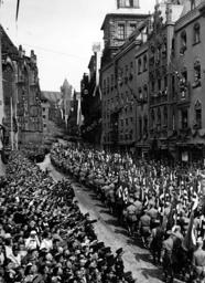 Third Reich - Nuremberg Rally 1936