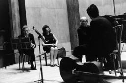 Paul Tortelier erteilt Unterricht / Foto 1968 - Paul Tortelier Teaching / Photo / 1968 - Paul Tortelier donnant des cours de violoncelle / Photo 1968