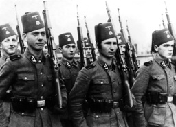 Bosnien volunteers of the Military SS Forces, 1943