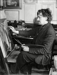 Austin Osman Spare Artist.