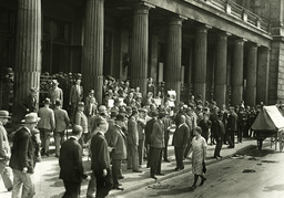 Reopening of the stock exchange, 1932